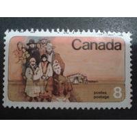 Канада 1974 100 лет поселения меннонитов в штате Манитоба