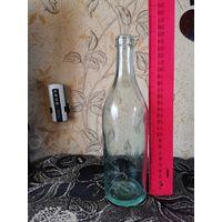 Бутылка старая 0.5 л. 54 г.