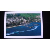 Почтовая карточка с маркой, подписанная (BASTIA).  распродажа