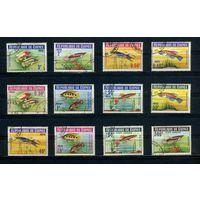 Гвинея 1964г. раквариумные рыбки, 12м.