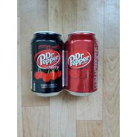 Банки - Dr Pepper