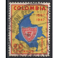 Колумбия 173