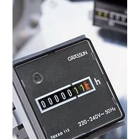 Счётчик моточасов Grasslin taxxo 112 (WZ 48 KED) 220-240 В AC, 50 Гц