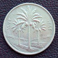 25 филсов 1972 ИРАК