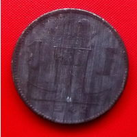 66-23 Бельгия, 1 франк 1943 г.