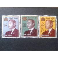 Марокко 1982 король Хасан 2