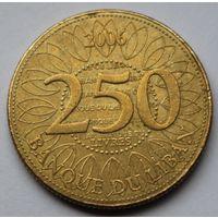 Ливан, 250 ливров 2006 г.