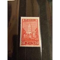 1939 французская колония Марокко архитектура чистая без клея без дыр (2-1)