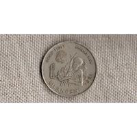 Свазиленд 1 лилангени 1981 //(JN)