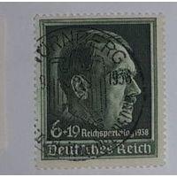 Германия\87м\1939 Рейх.1938 10-й съезд партии, фюрер