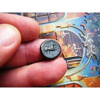 Подскажите что за монета? Возможно Карфаген.