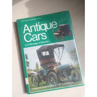 Книга, журнал, история автомобилестроения, английский язык, 80стр