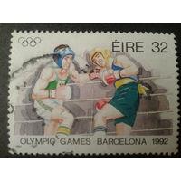 Ирландия 1992 олимпиада, бокс