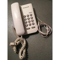 Проводной телефон panasonic kx-ts2360ruw Малайзия Уточняйте наличие до выкупа лота!