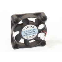 Маленькие вентиляторы для ретро-видеокарт 40х40х10мм, 40х40х5мм (12v, двухконтактный мини-разъём)