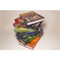 Вся серия книг Гарри Поттер в переводе Росмэн