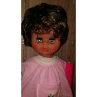 Кукла ГДР в родной одежде, милашка
