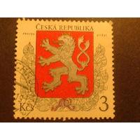 Чехия 1993 герб