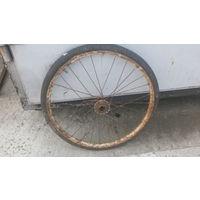 Колесо Советского велосипеда Орленок