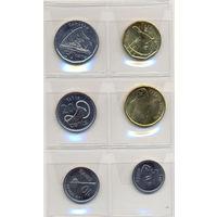 Фиджи комплект монет (6 шт.) 2012г. скидки.