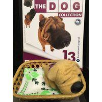 The dog collection (коллекционный щенок с журналом 13-й выпуск)