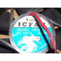 Кулер ICFAN model 0815-12