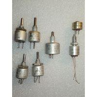 Резисторы СП3 СП4 СП5