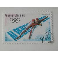 Гвинея Бисау 1989. Зимние олимпийские игры