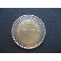 2 евро Кипр 2008, 2012