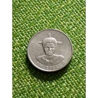 Свазиленд 1 лилангени 1986 г ( состояние )