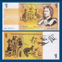 [КОПИЯ] Австралия 1 доллар 1966г.
