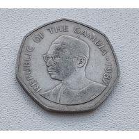 Гамбия 1 даласи, 1987 7-14-15