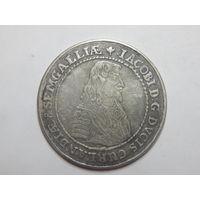 1 талер 1643 года герцога Якоба Кеттлера Курляндия и Семигалия Польша КОПИЯ!!!