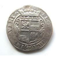 Флорин 1618 Дэвентер редкий датированый.