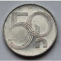 Чехия 50 геллеров, 1997 г.