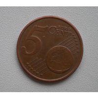 5 евроцентов Литва 2015