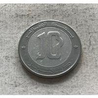 Алжир 10 динаров 2012