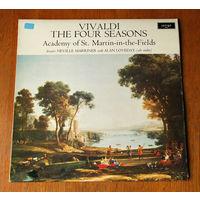 Vivaldi The Four Seasons - dir. Neville Marriner (Vinyl)