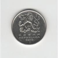 5 крон Чехия 2013 Лот 3174