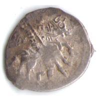 Копейка 1533-1584 Иван IV Васильевич (Грозный) чеканка в Пскове состояние XF