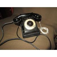 Телефон дисковый 50-60-е г.VEF.