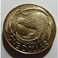 Новая Зеландия 1 доллар 2010 г