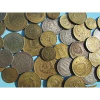 Лот монет дореформы. С 1 рубля!