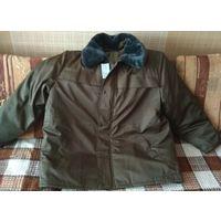 Куртка военная, оливковая. Для большого мужчины. 64 размер рост 182.