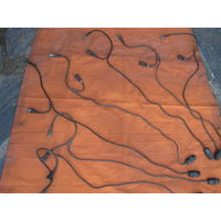 Складские-из первых,шнуры -наушники  для кожан.шлемафона лётчика.60-е. Цена за  один.В родной упаковке-см.последнее фото.