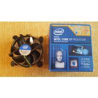 Кулер для процессора Intel E18764-001