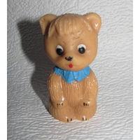 Медведь(из ПВХ пластизоля),СССР-No1
