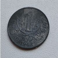 Богемия и Моравия 1 крона, 1942 4-5-27