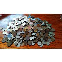 650 монет.ссср,рф,зарубеж .с рубля