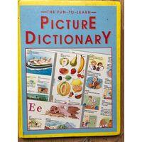 Picture Dictionary Детский словарь в картинках на английском языке